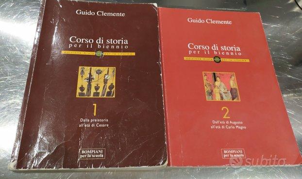 Corso di storia per il biennio 1-2 (anche singoli)