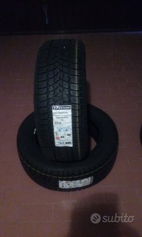 R16 Nuove Gomme Invernali