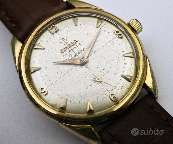 Omega Genève automatic placcato oro del 1958