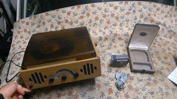 Rasoio elettrico vintage