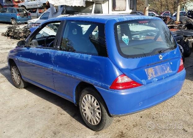 Ricambi Lancia Y ('97-'02)