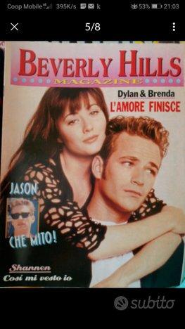 Beverly Hills 90210 Magazine e rivista Beautiful
