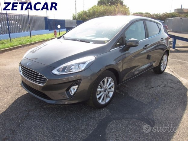 FORD Fiesta CONNECT 1.1 75 CV 5 PORTE   * NUOVE