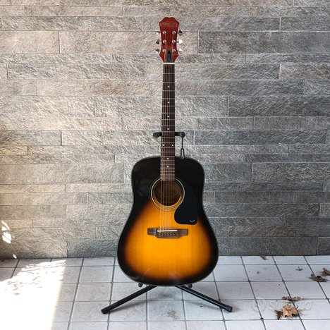 Epiphone chitarra acustica dr-200 by Gibson