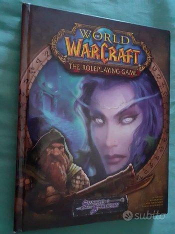 Giochi di ruolo libro warcraft sword sorcery