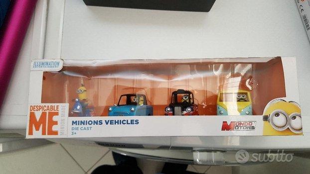 Minions miniature
