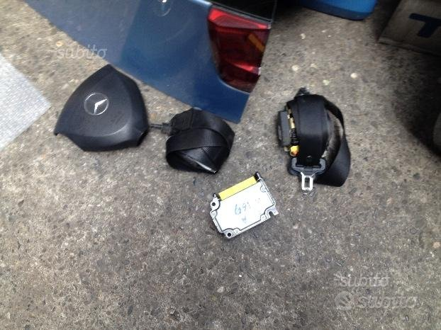 Kit Air bag completo Mercedes Classe A 2007