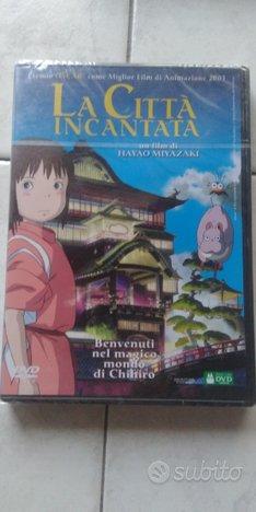 La città incantata film DVD