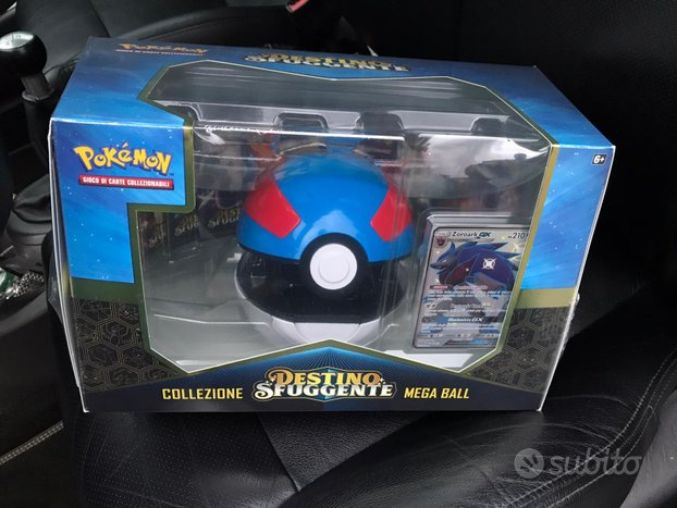 Pokemon ball destino sfuggente