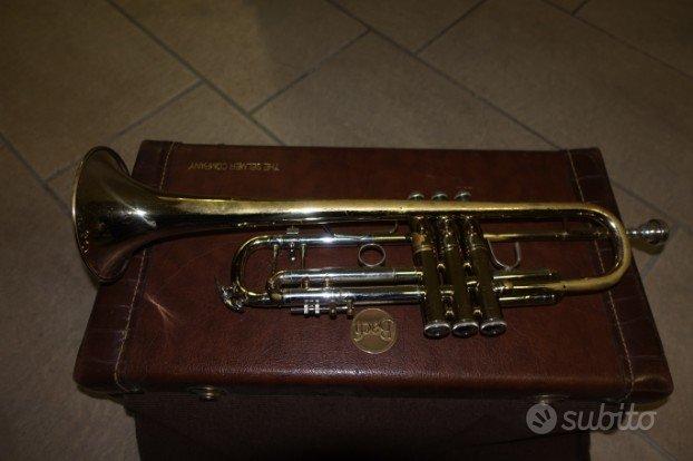 Tromba Bach anni 90 modello 37