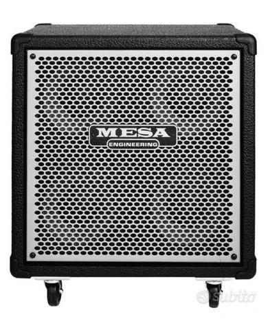 Cassa Mesa Boogie Powerhouse 4x10, 600w, 8ohm