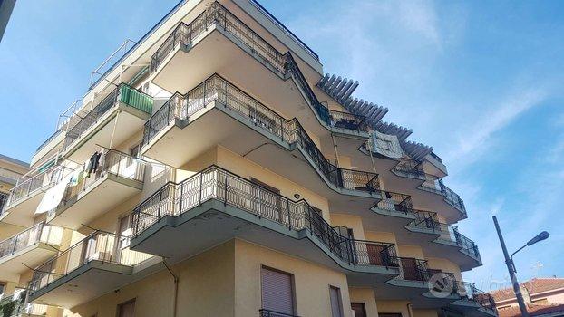 Appartamento ristrutturato con balcone