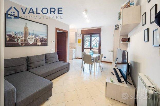 Appartamento Bilocale con posto auto doppio, via R