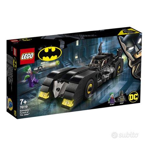 LEGO DC Super Heroes 76119 + LEGO DC Super Heroes