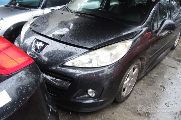 Ricambi peugeot 207 2010 restyling