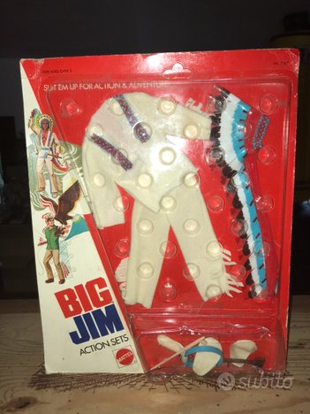 Big Jim Outfit Gran Sakem