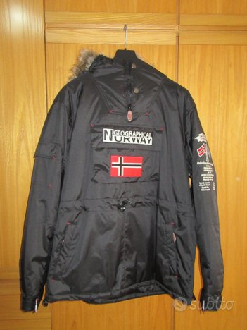 Geographical Norway - Mod.Building Tg.XL