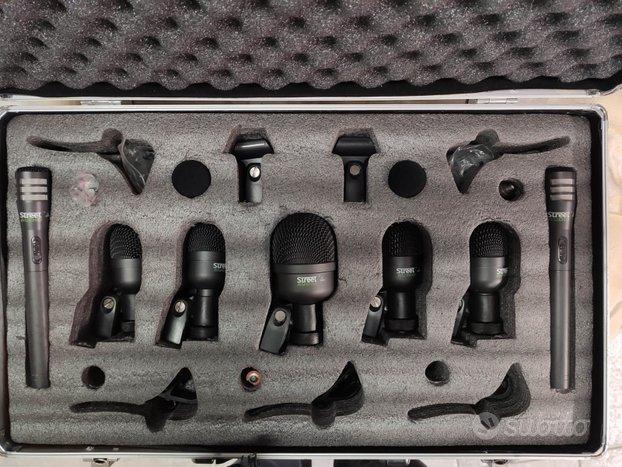 Set Microfono per Batteria