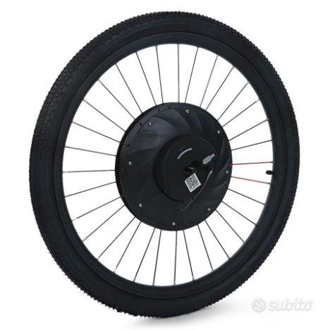 monoruota elettrica per bici 26 o 27 5