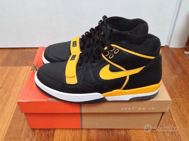 Nike alpha force ii lakers eur 43 us 9.5 uk 8.5