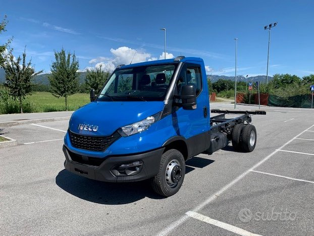 Iveco daily 72c18k nuovo