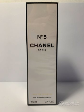 CHANEL N° 5 100 ml - NUOVO
