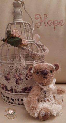 Teddy bear Orso da collezione