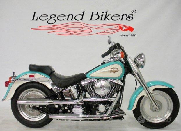 Harley-Davidson Fat Boy - 1997