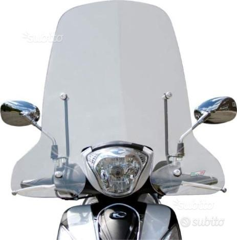 Parabrezza invernale kymco people one 125 200