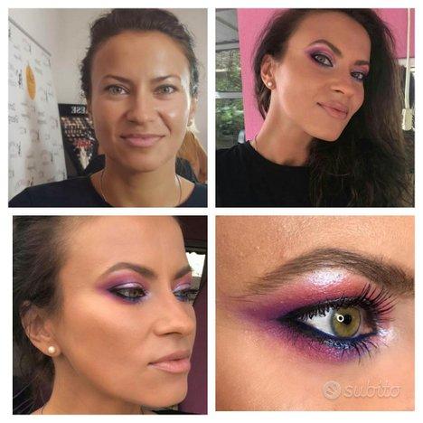 Make up per eventi