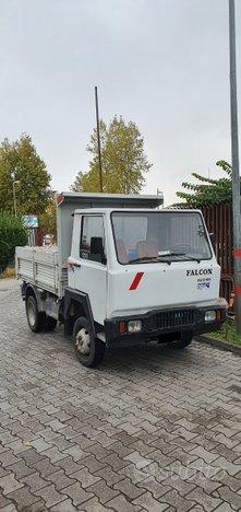 Camion falcon-bucher 75.1- 3 posti- diesel