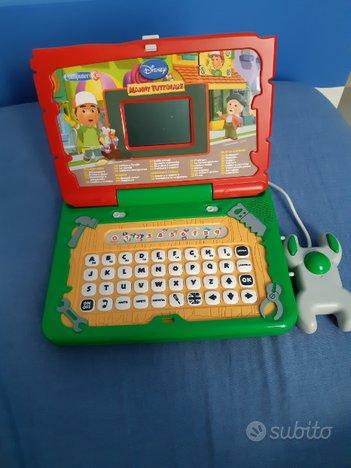 Computer educativo Manny Tuttofare - Tutto per i bambini ...