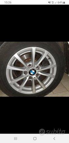 Cerchi BMW raggio 16 e gomme 205/60/16