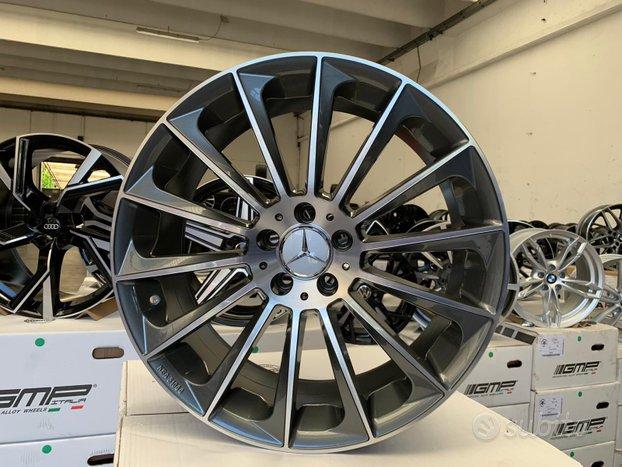 Cerchi Mercedes raggio 20 OMOLOGATI cod.34982