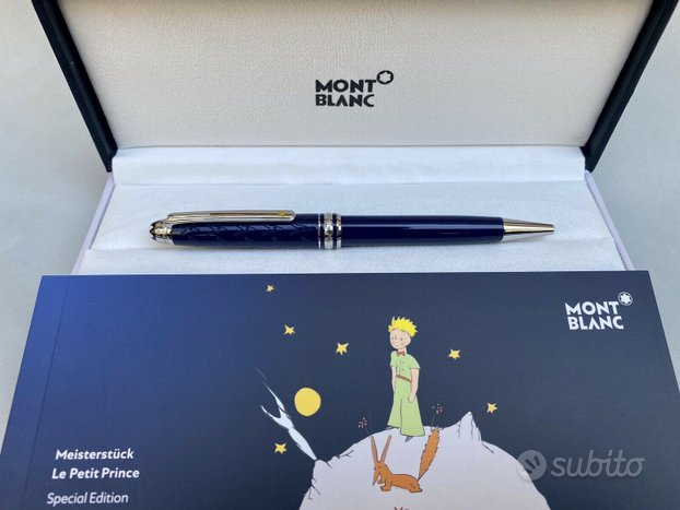 Penna Montblanc MeisterstÙck Le Petit Prince