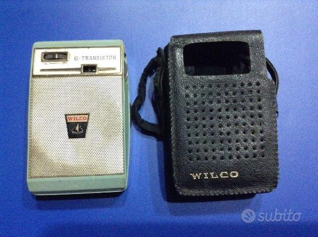Radio Wilco Transistor vintage