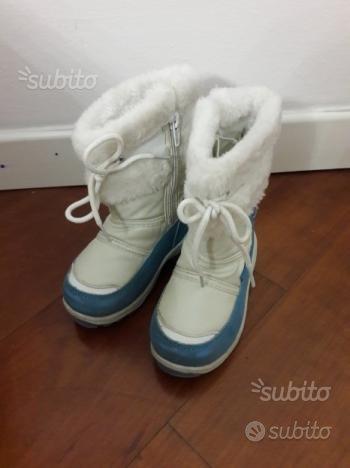 Scarpe da neve doposci m.24