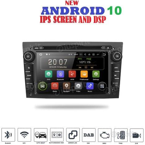 ANDROID DVD GPS autoradio 2 DIN Opel Astra Antara