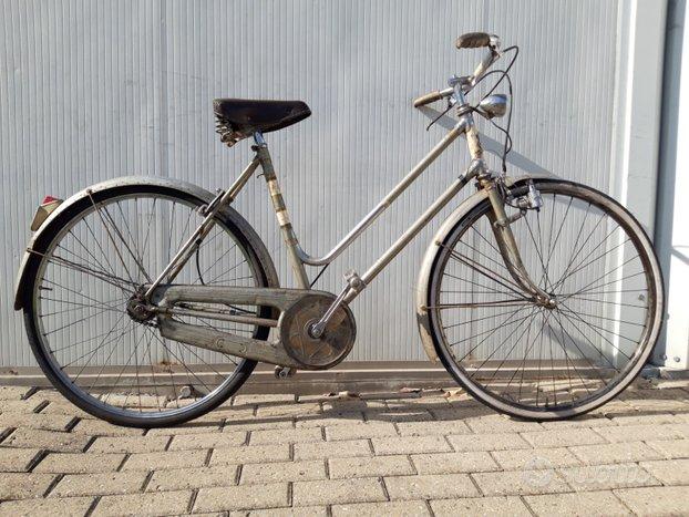 Bicicletta Bottecchia vintage - bici donna anni 60