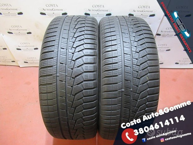 Gomme 235 50 19 Hankook 2017 85% 235 50 R19