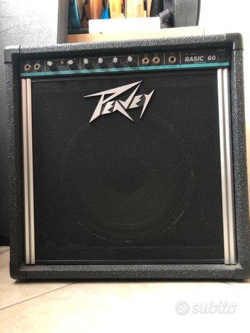Amplificatore per basso Peavey BASIC 60