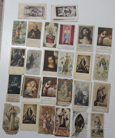Lotto 26 santini antichi 1900-1960