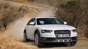 Ricambi audi a4 all road 2015