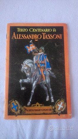 Terzo Centenario Tassoni Modena carosello storico