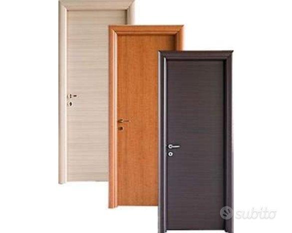 Porte interne in laminato marca g a arredamento e for Subito it arredamento e casalinghi