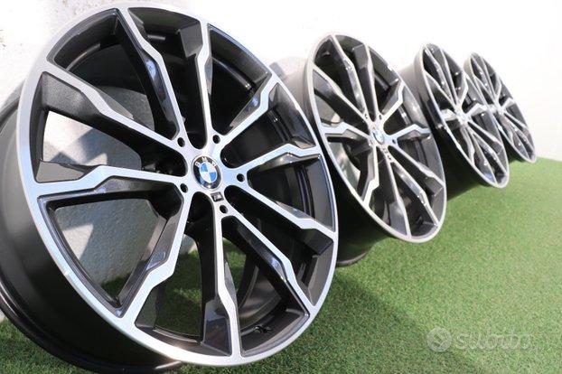 Cerchi in lega BMW X3 X4 20 M Sport Originali NUOV