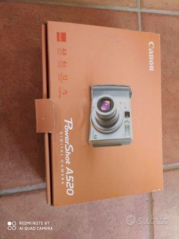 Fotocamera Canon PowerShot A520