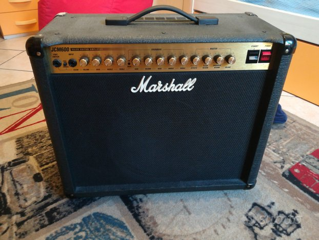 Amplificatore Marshall valvolare 80 watt