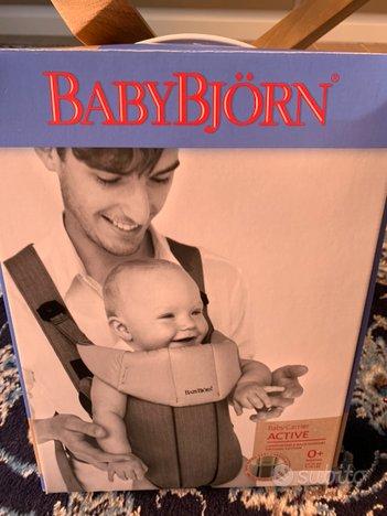 Marsupio Babybjorn per neonati e bambini 3-12 kg