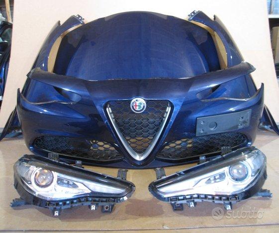 Alfa Romeo Giulia Q4 2.2 jtd M Cambio Automatico